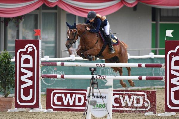 Pony Goess-SaurauLudovica  LillyVanilly Bw51 kl