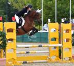 MR2019 Sep B Samstag Bew 14 Pony Standardspringprufung 090 m Moritz Lisa Aldo De La Chee 3