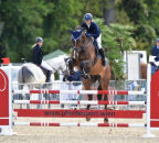 MR2019 Sep B  BW-07 Standardspringprufung 1.15 m Mueller Stephanie Tokio S