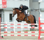 MR2019 Sep B  BW-08 Standardspringprufung 1.20 m Reischl Hermann Bidens