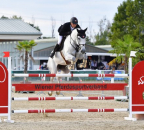 MR2019 Sep B  BW-11 Standardspringprufung 1.35 m Steiner Franz Josef Chanel 432